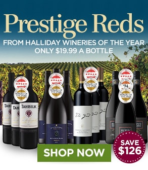 Prestige Reds	from Halliday Wineries of the Year - Shop Now