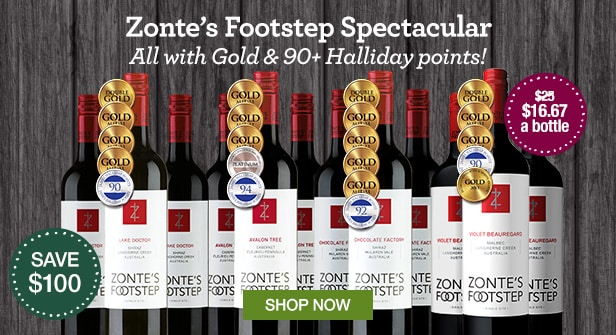 Zonte's Footstep Gold Medal Reds