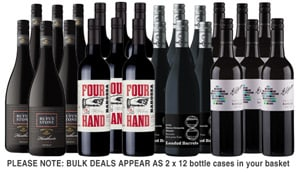 Save Up to $240 On Biggest Reds  For Winter at WinePeople.com.au