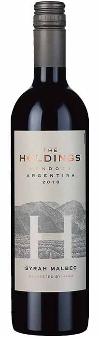 The Holdings Syrah Malbec